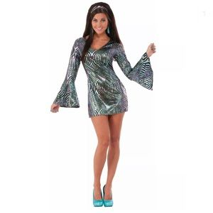 Halloween Costume - Disco Boogie Down Babe